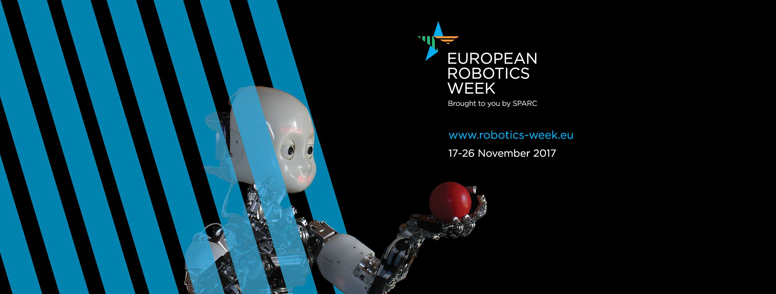 European Robotics Week 2017